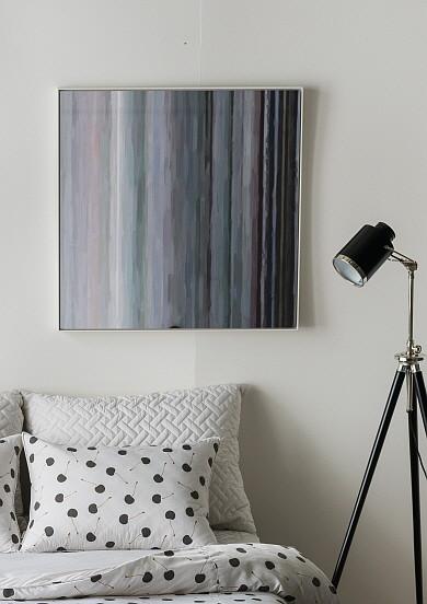 [에이블밤부] Abstract_painting_442 (화이트프레임)