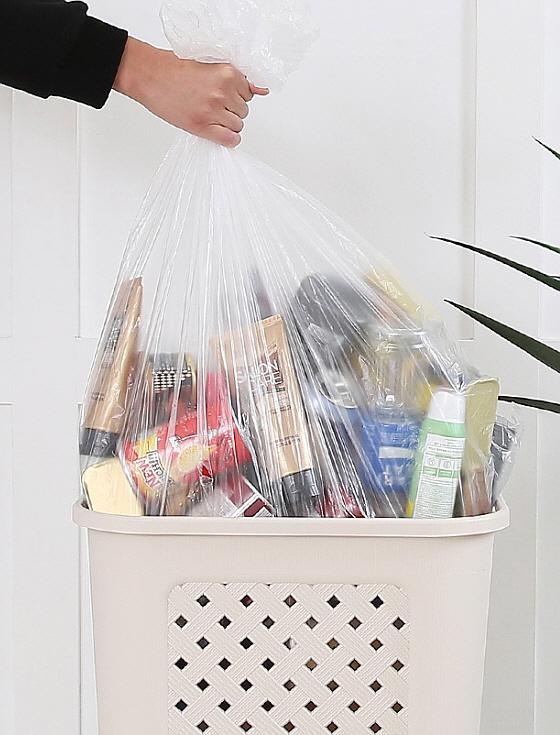 모던데일 분리수거함 비닐봉투 100매_4Size