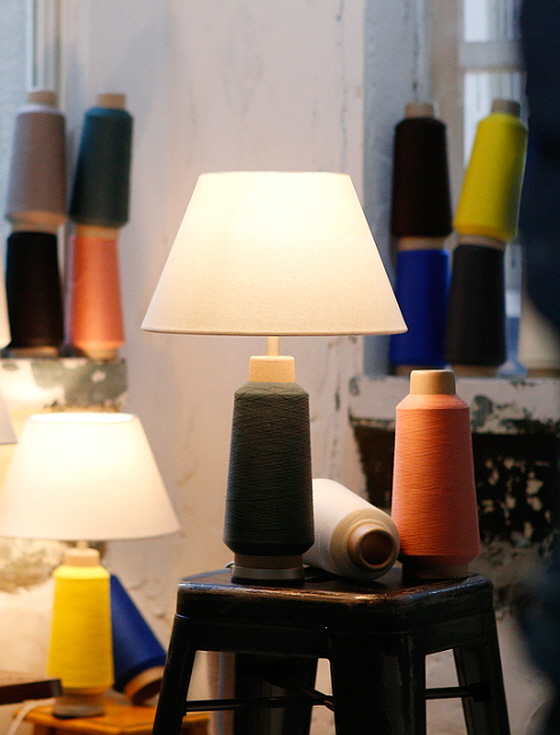 [바이빔] LED 타래 단 스탠드-9color