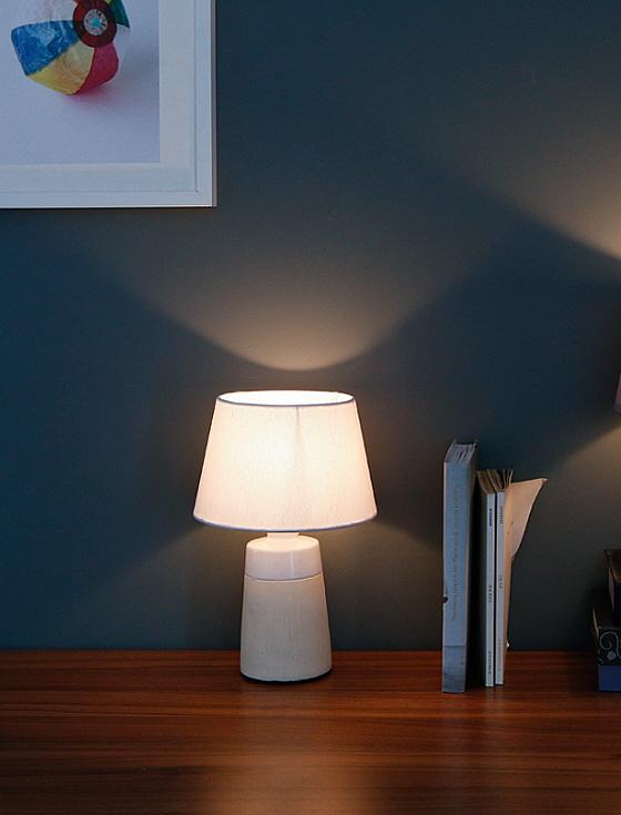 [바이빔] LED 야니 단 스탠드 - 아이보리or그레이