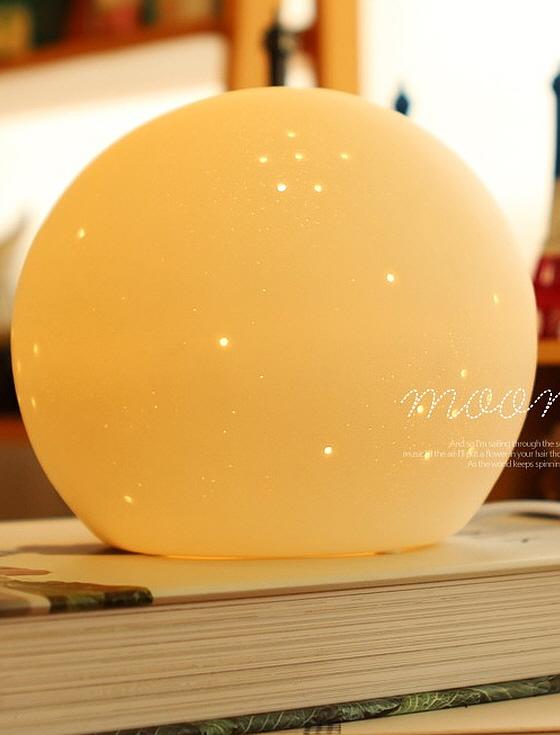 [올루미] LED 달님(은하수) 스탠드