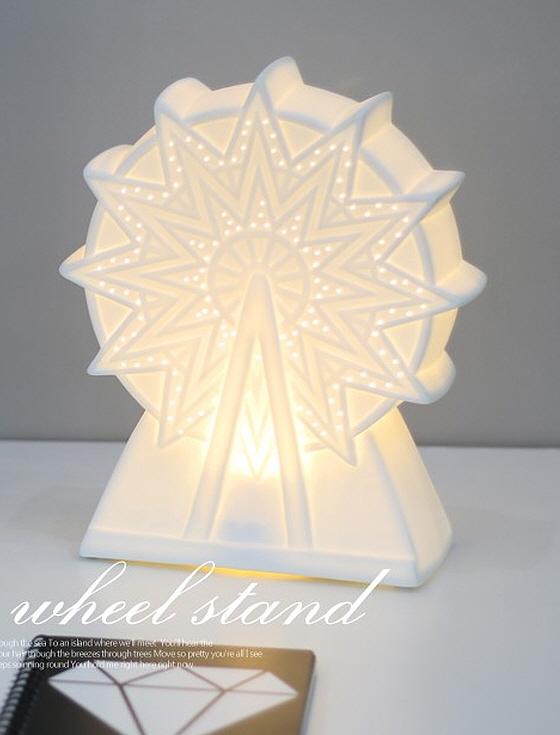 [올루미] LED 페리스휠 스탠드
