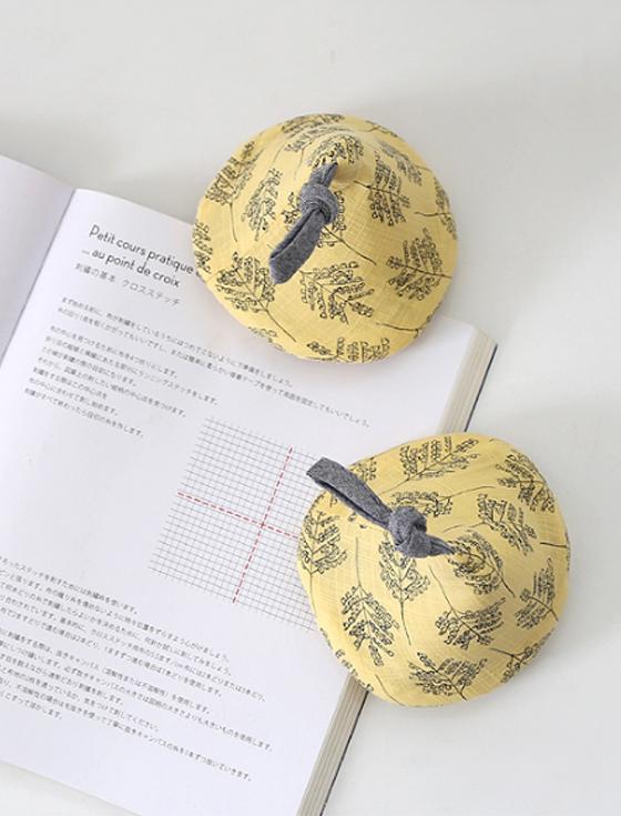 허브트리 꼬깔 주방장갑 (2개한세트) 2종 택1