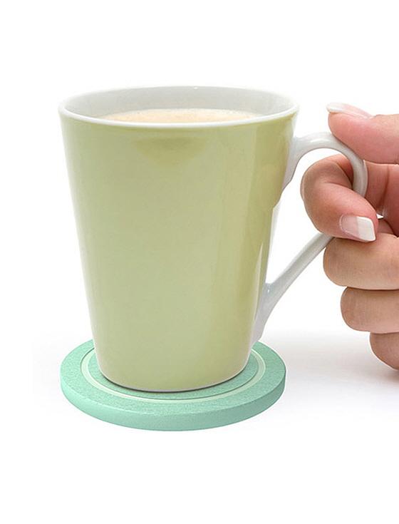 [아이엘] 규조토 컵받침 3Color 택 1