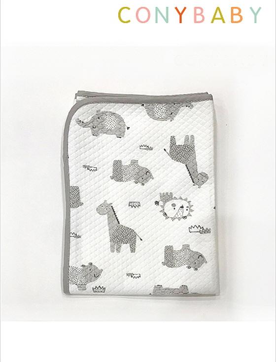 [코니베이비] ★11월특가★_소프트순면방수요방수패드(사파리)따뜻한그레이