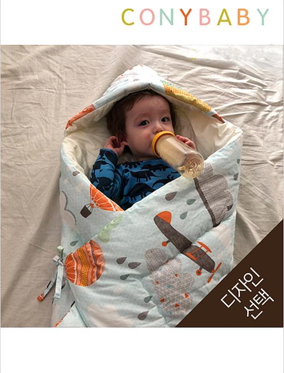 꿈나라 신생아 사계절 겉싸개 택 1