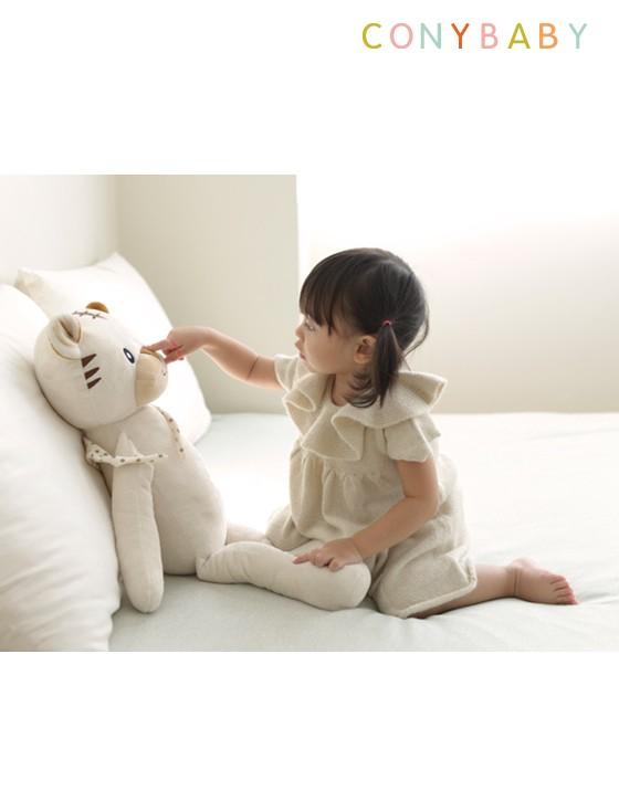 [코니베이비]수면인형 백호랑이 60cm
