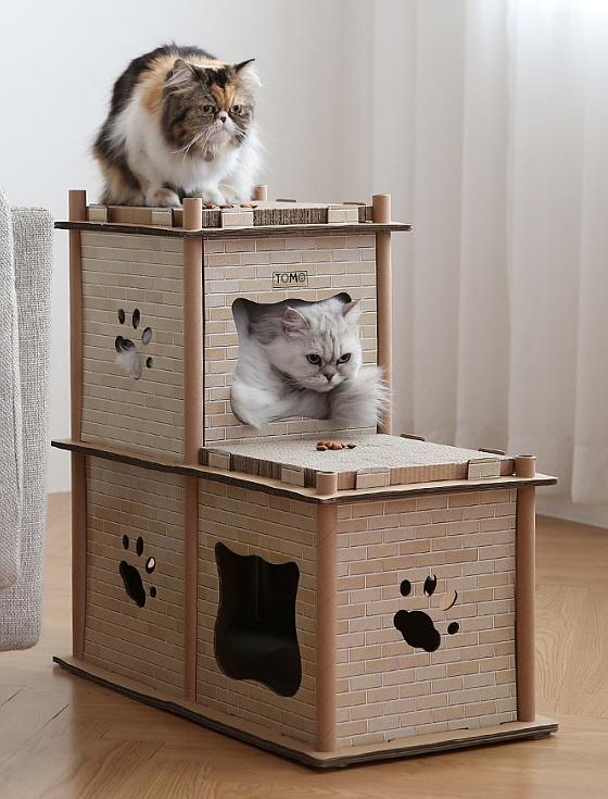 고양이 캣타워&스크래쳐 6종 모음